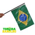 Bandeira Plástica com Cabo