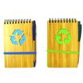 Bloco de Anotações Bambu