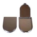 Espelho de bolsa duplo