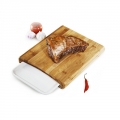 Conj. Para Cozinha Em Bambu Arizona - 2 Pçs - imb-23003