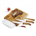 Conj. Para Cozinha Em Bambu Arizona - 5 Pçs - imb-23633