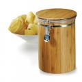 Pote para Mantimentos em Bambu Dubai - 1,4 L - iPO-00723