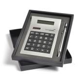 Kit Calculadora e Caneta