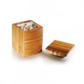 Pote para Mantimentos em Bambu Bahrein - PO00163-1